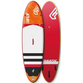 "Fanatic Fly Air Premium 9'8"" - Tablas - naranja/blanco"